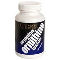 Ultimate Nutrition Arginine Ornithine Lysine