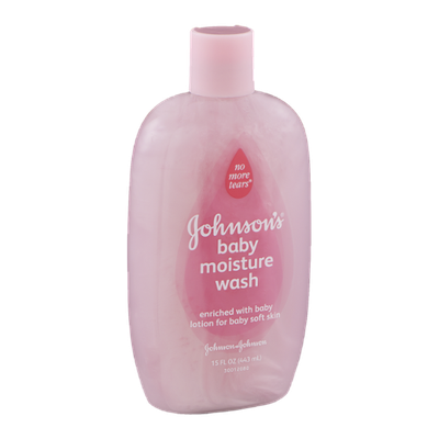Johnson's Baby Moisture Wash