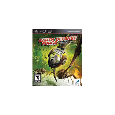 D3 Publisher of America Earth Defense Force: Insect Armageddon