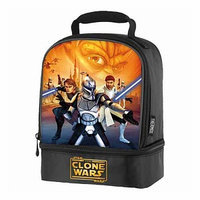 Thermos Star Wars: Dual The Clone Wars Soft Lunch Kit
