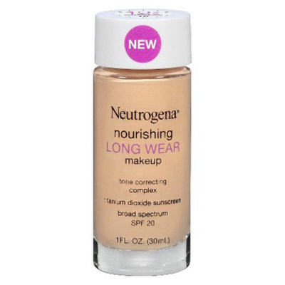 Neutrogena® Nourishing Long Wear Liquid Makeup Broad Spectrum SPF 20