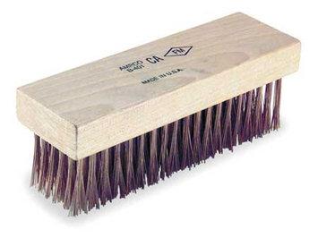 AMPCO B401 Nonsparking Wire Brush, 6x19, Phsphs Brnz