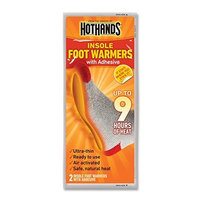 HeatMax HotHands Heated Insole With Adhesive Backing