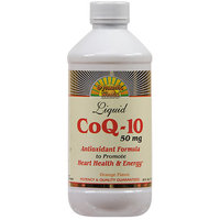 Dynamic Health Orange Flavor Liquid COQ-10 50mg