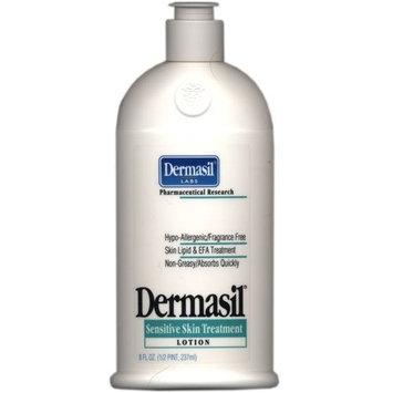 Dermasil Labs Sensitive Skin Treatment Lotion, 8 fl. oz. (237 ml)
