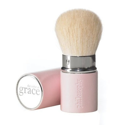 Philosophy The Color of Grace Kabuki Style Retractable Cosmetic Face Brush