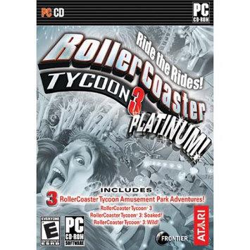 Atari Rollercoaster Tycoon 3 Platinum