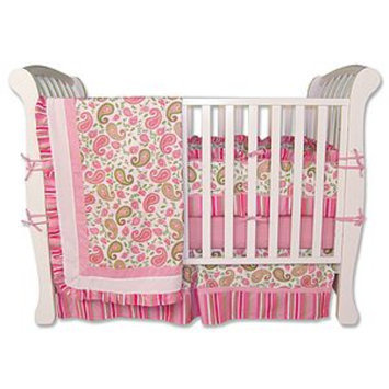 Trend Lab Paisley Park 4pc Crib Set
