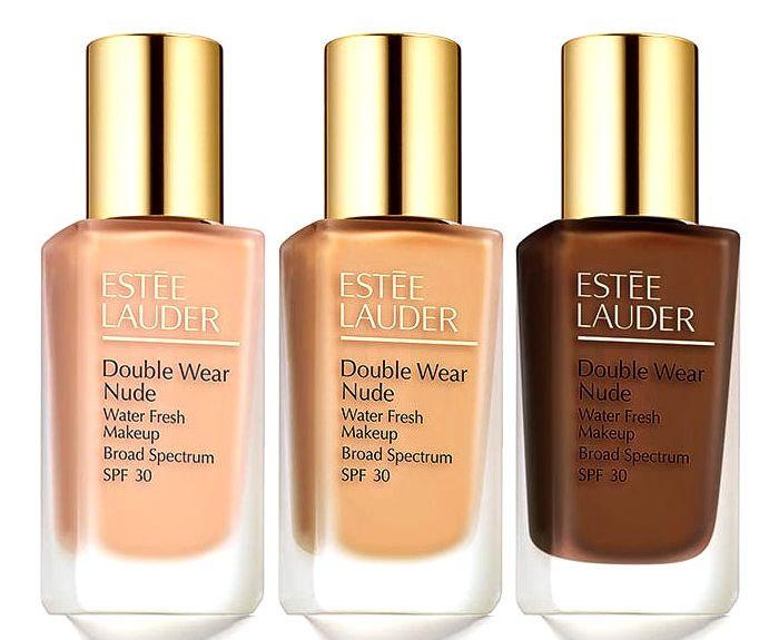 Estée Lauder Double Wear Nude Water Fresh Makeup Broad Spectrum SPF 30