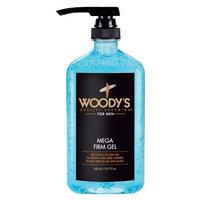 Woody's Mega Firm Gel for Men, 16.9 Ounce []