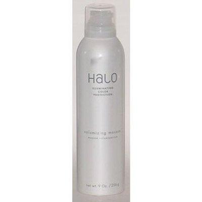 Halo by Graham Webb Volumizing Mousse Illuminating Color Protection 9oz