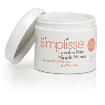 Simplisse Nipple Wipes, 60-Count (Discontinued by Manufacturer)