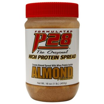 P28 Original High Protein Spread Almond Butter