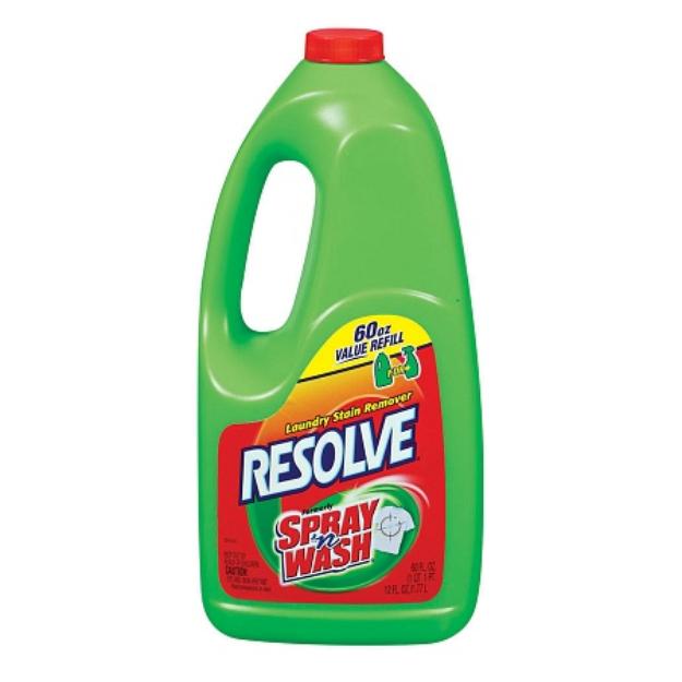 Resolve Spray 'n Wash