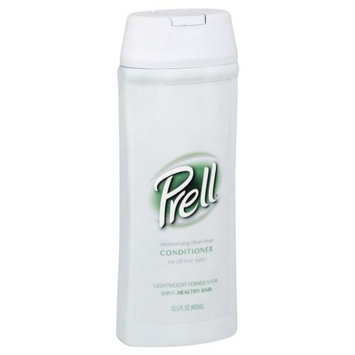 Prell Conditioner, Moisturizing Clean Rinse, for All Hair Types 13.5 fl oz (400 ml)