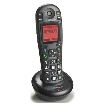 ClearSounds iConnect Amplified Cordless Phone Expansion Handset