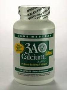 Lane Labs 3A Calcium Ultra 180 caps