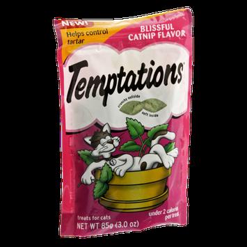 Whiskas Temptations Blissful Catnip Flavor Cat Treats