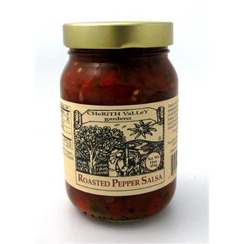 Cherith Valley Gardens RS16 Roasted Pepper Salsa 16 oz