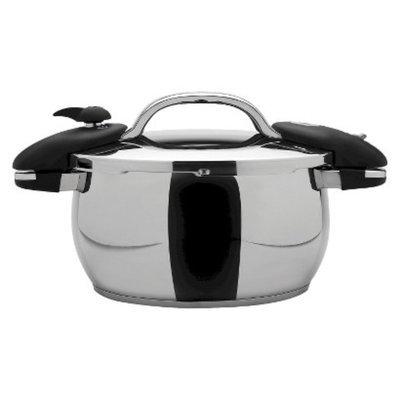BergHOFF Zeno 6.3 Quart Pressure Cooker - Silver