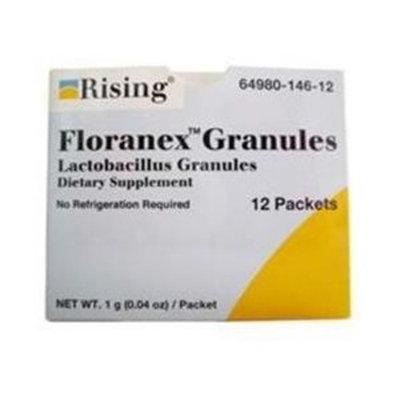 Rising Pharmaceuticals FLORANEX GRANULES ***RIS Size: 12