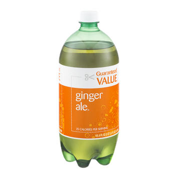 Guaranteed Value Ginger Ale