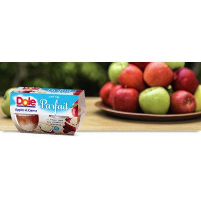 Dole Apples & Creme Parfait