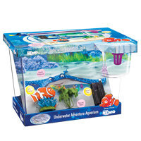 Penn Plax Finding Nemo Big Eye Aquarium Kit