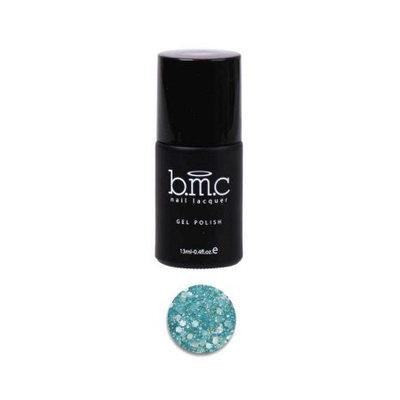 Bundle Monster BMC Mix Hexagon Shaped Glitter Blue Nail Lacquer Gel Polish - Woodland Fantasy