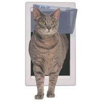Perfect Pet By Ideal Ideal Pet Products PMCD Soft Flap Cat Door Medium