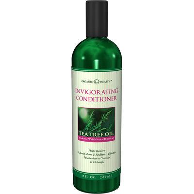 Organic Health™ Organic Health Invigorating Tea Tree Oil Conditioner-12 fl oz-Conditioner