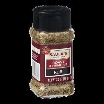 Sauer's Roast & Prime Rib Rub