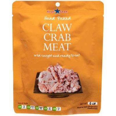 Blue Star Claw Crabmeat, 6 oz