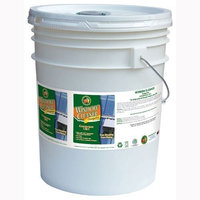 EARTH FRIENDLY PRODUCTS PL9962/05 Glass Cleaner,5 gal, Citrus, Clear