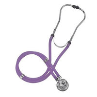 MABIS/DMI Healthcare MABIS Legacy Sprague Rappaport-Type Stethoscope, Slider Pack, Purple Frosted, 30 Inch