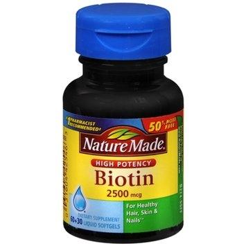 Nature Made Biotin