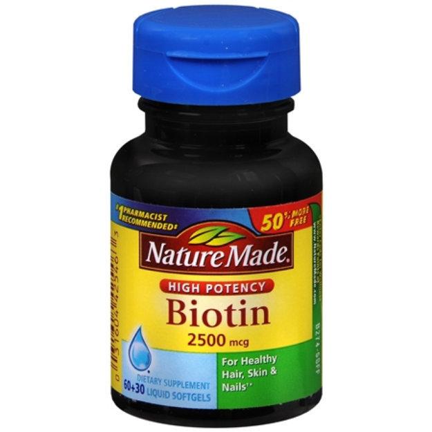 Nature Made Biotin Reviews