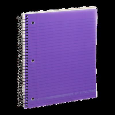 Top Flight Boss 5 Subject Notebook