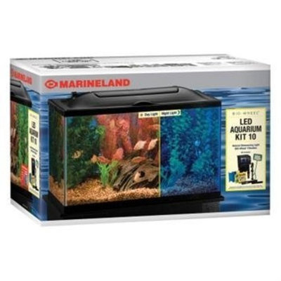 Marineland LED Aquarium Kit - 10 Gallon