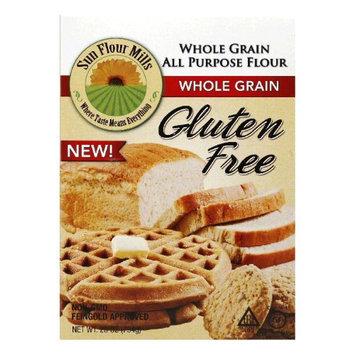 Sun Flour Mills All Purpose Flour 28oz Pack of 6
