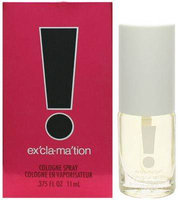 Exclamation by Coty 0.375 oz EDC Spray (Unbox)