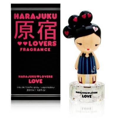 None Harajuku Lovers Love by Gwen Stefani Edt Spray 1 Oz