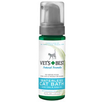 Brampton Company Vet's Best Waterless Cat Bath 4 Oz.