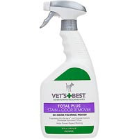 Vet's Best TOTAL PLUS Stain + Odor Remover