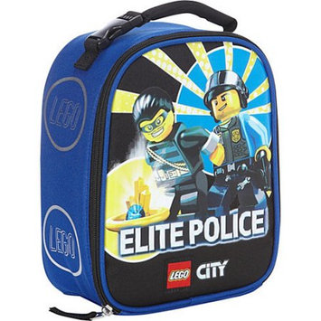 Carry Gear Solutions LEGO City Elite Police Vertical Lunch Bag