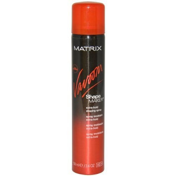 Matrix Vavoom Shape Maker Shaping Spray Extra Hold, 3.4 Ounce