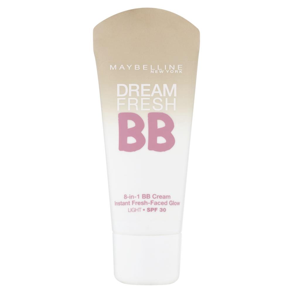 Maybelline Dream Fresh BB Cream SPF30 - Light