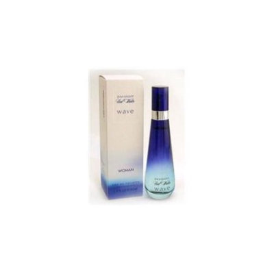 DAVIDOFF 10132519 COOL WATER WAVE FOR WOMEN by DAVIDOFF - EDT SPRAY