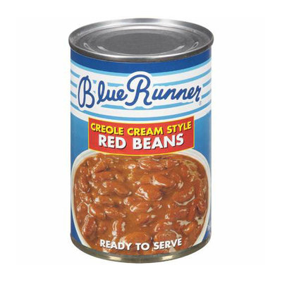 Blue Runner : Creole Cream Style Red Beans