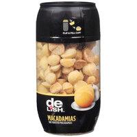 Good & Delish Macadamia Nuts, Dry Roasted, 9 oz